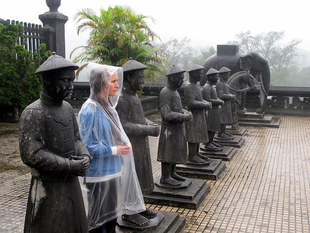 Mandarin Tomb Guards
