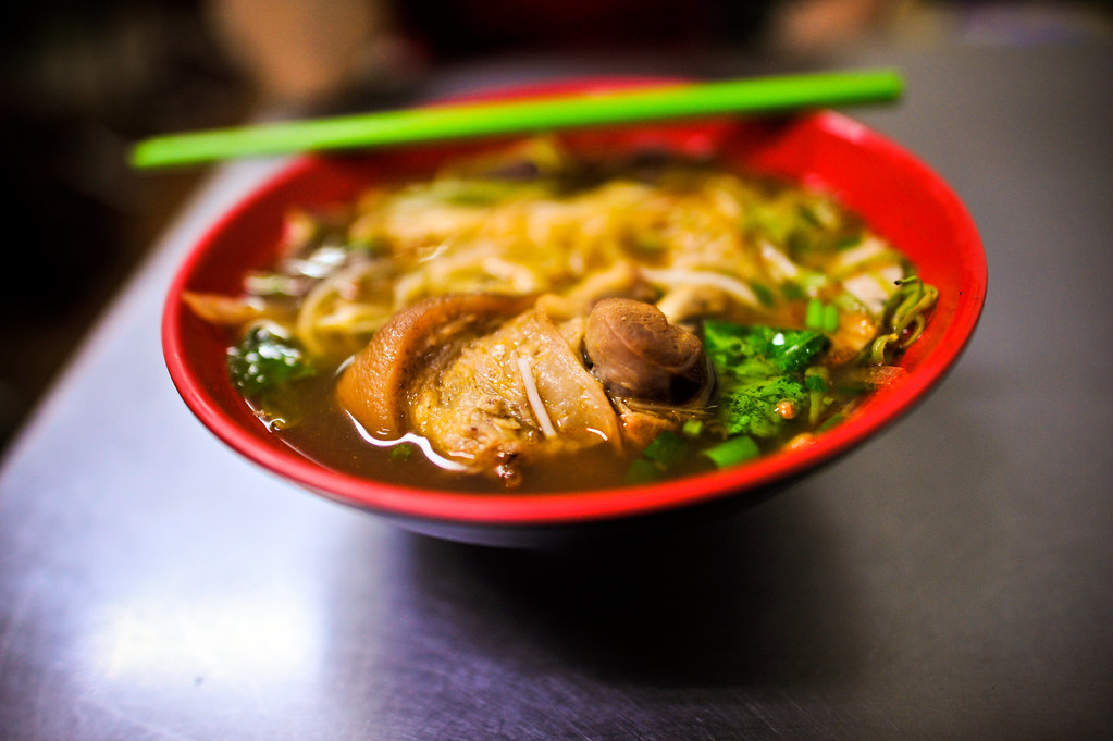 Taichung Pigs Foot Soup