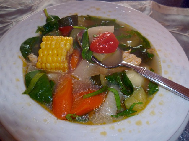 CHICKEN SOUP - JOSHUA PARTY 032