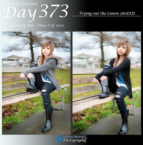 Day 373 - January 8th, 2012 by SukhrajB