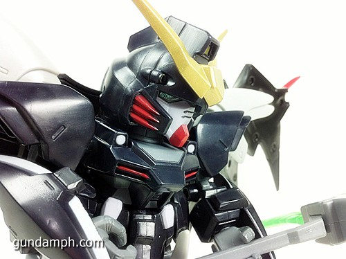 SD Gundam Online Deathscythe Hell Custom Toy Figure Unboxing Review (34)