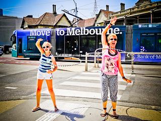 Kids Hoop Dance Melbourne
