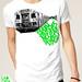 white t-shirt 2012