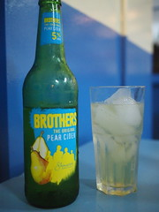 Brothers Pear Cider, Colbar, Portsdown Road, Wessex Village, Wessex Estate