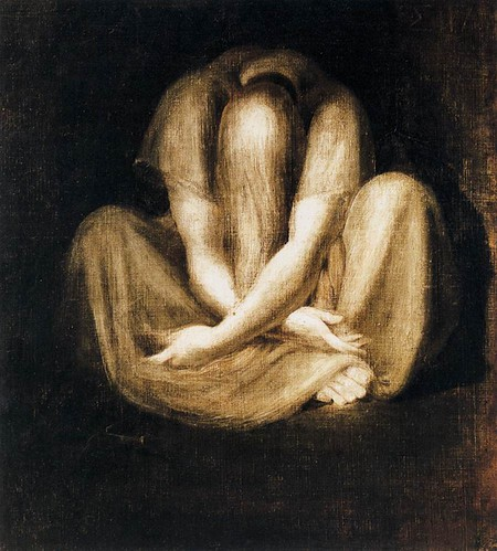 4. john-henry-fuseli-silence by cristinadumitrescu2002