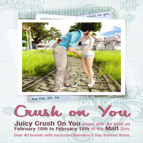 Crush on You Event