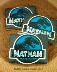 Jurassic World for Nathan