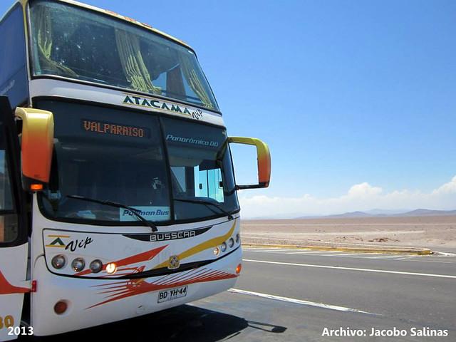 Jacobo PB Atacama Vip 1630 Desierto