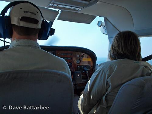 Co-pilot Dee