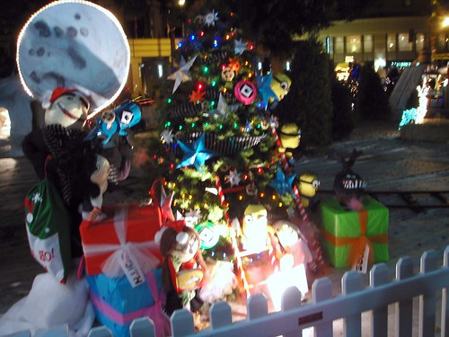 Awesome Despicable Me Tree