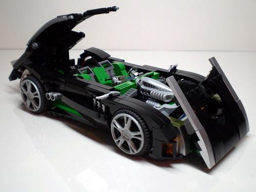 """Piranha"" Concept Car"