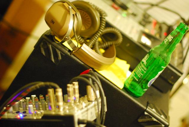 studio session: effingham