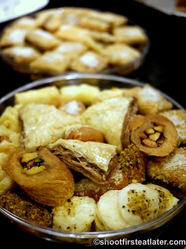 Egyptian pastries
