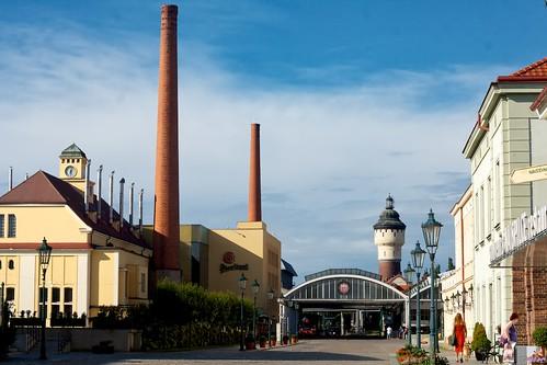 Home of Pilzen beer! by jamesdr123