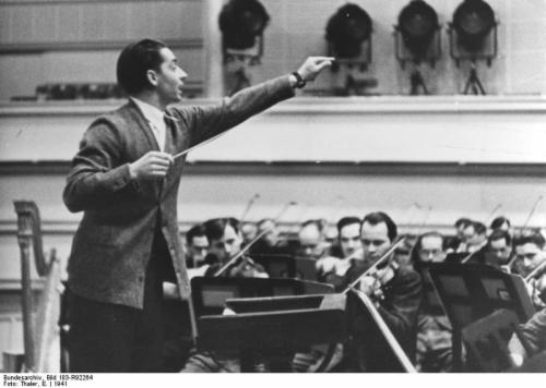 Herbert von Karaja,1941