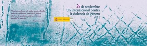 Día internacional contra la violencia de género 2011