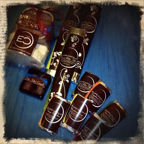 Mmmmm.  Chocolate by InkSpot's Blot