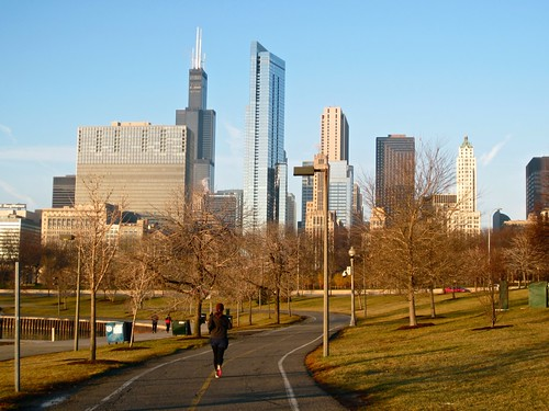 On the run, Chicago