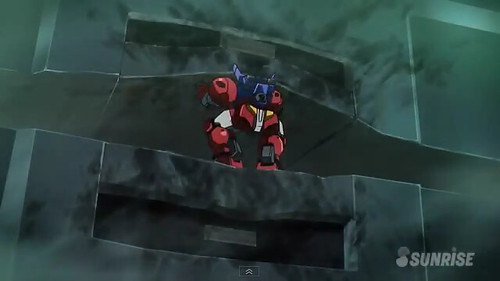 Gundam AGE Episode 14 Flash of Sorrow Youtube Gundam PH (34)