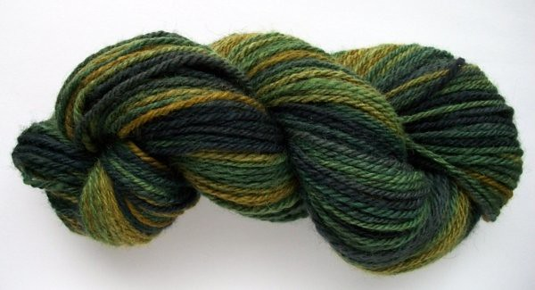 Blue Faced Leicester handspun