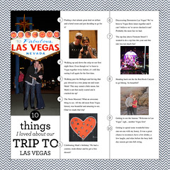 10 Things About Vegas