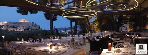 DIONYSOS outdoors acropolis view