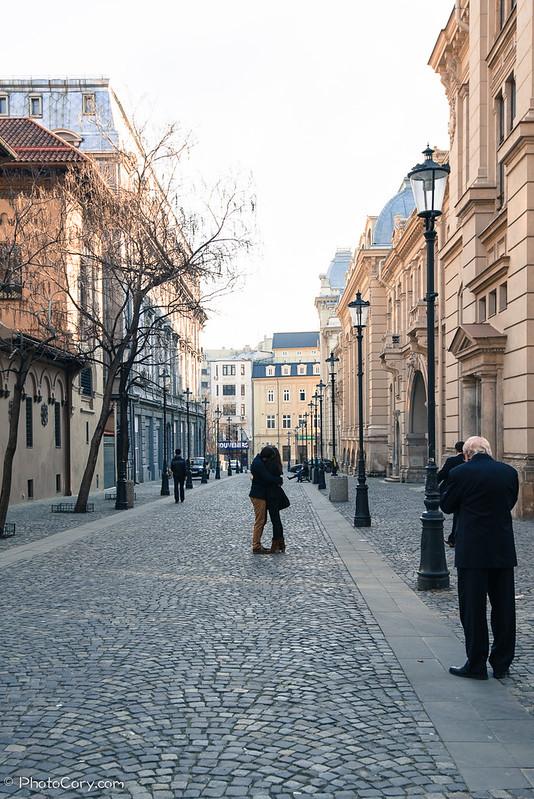 centrul vechi bucuresti old center