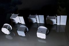 Models of Proba-3 designs