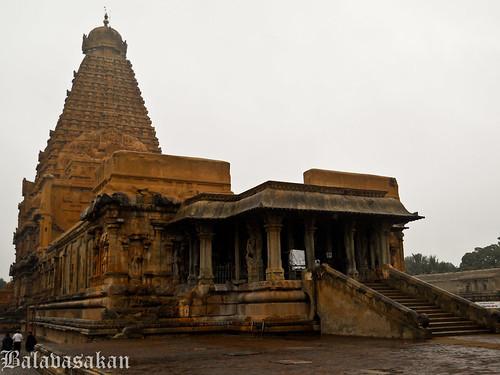 Tanjore - Bragatheeswarar Temple