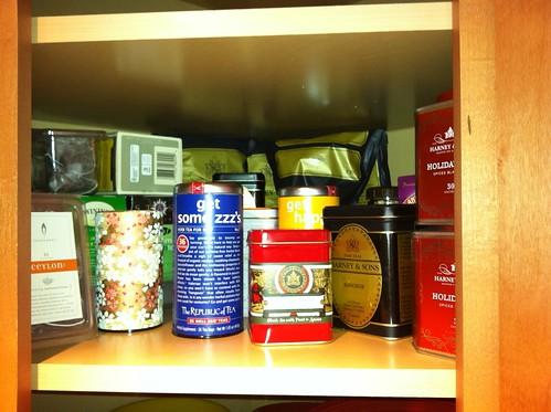 Tea Overload