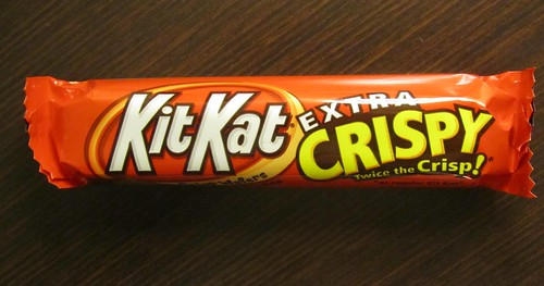 Kit Kat Extra Crispy (USA)