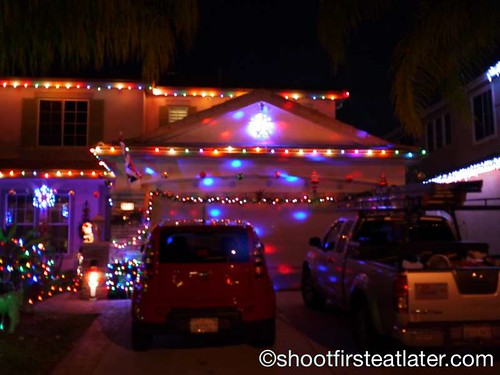 Houses with Christmas Lighting in California-6