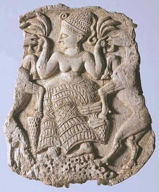 Asherah - The Mistress of Animals