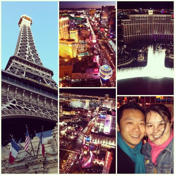 Eiffel Tower Ride