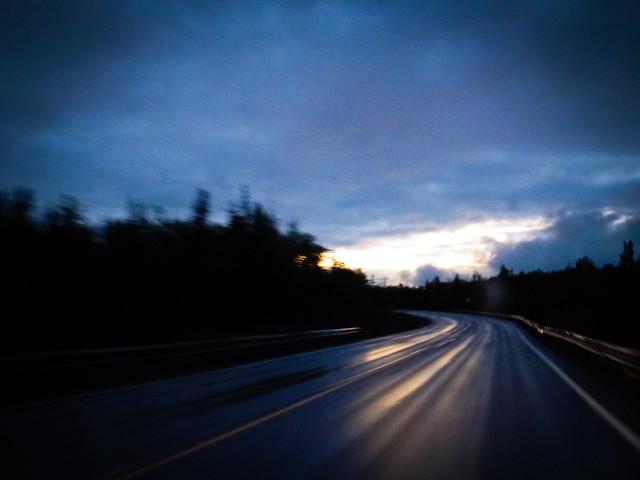 kenai peninsula road trip