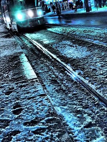 Take The Blue Line