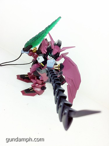 SD Gundam Online Capsule Fighter EPYON Toy Figure Unboxing Review (41)