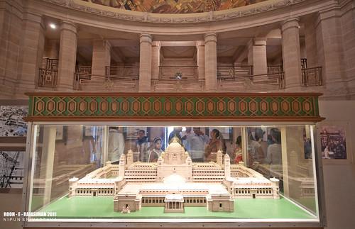 Umaid Bhavan Palace.