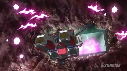Gundam AGE Episode 15 Those Tears Fall in Space Youtube Gundam PH (57)