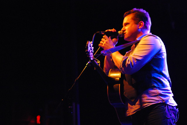 where's the band? tour: matt pryor
