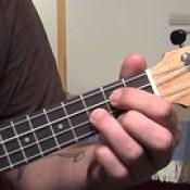 Ukulele Lesson 2 - Uke Open Chords - C Cm C7 F Fm F7 G Gm G7 - Ukulele Tutorial [UK-002]