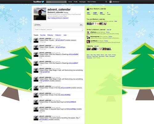 Twitter Advent Calendar Day 6