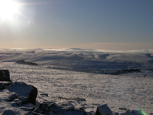 Great Dun Fell, Little Dun Fell, Cross Fell
