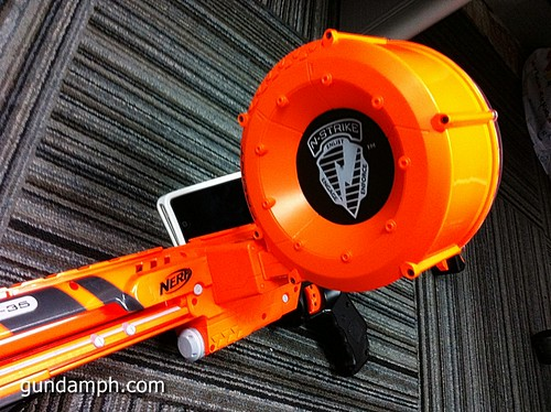 NERF Sale 50% Off Stampede Raider Recon Unboxing Review (66)