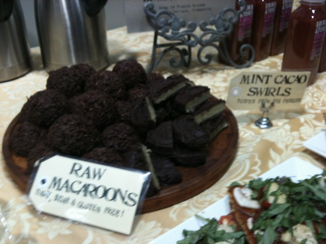 A closer look at Raw Chocolate heaven