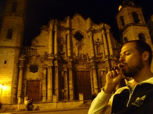 4/1/2012 - Plaza de la Catedral - Habana Vieja (Havana/Cuba)