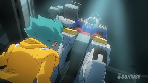 Gundam AGE Episode 15 Those Tears Fall in Space Youtube Gundam PH (69)
