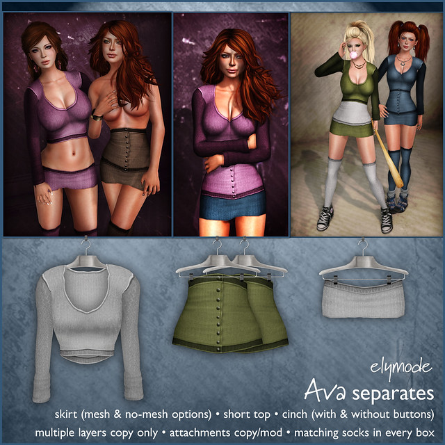 elymode Ava separates