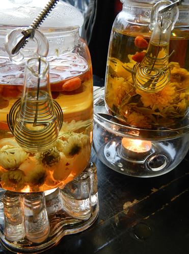 Chinese New Year herbal tea