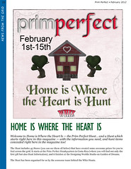 Prim Perfect Issue 39: All About Our Hunt!